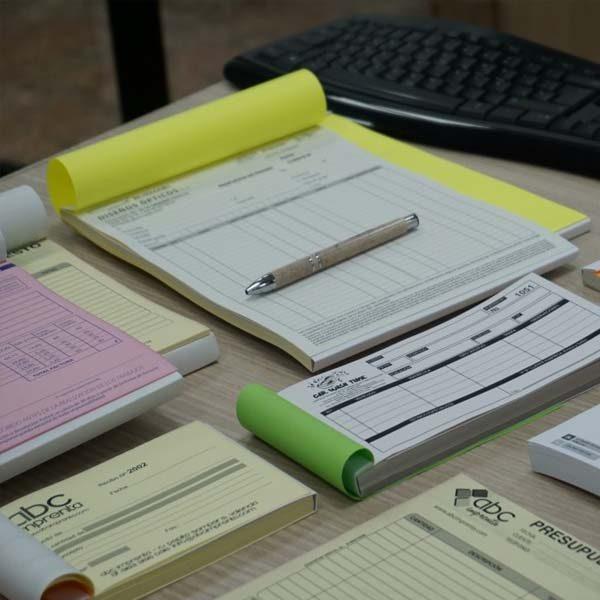 recetas médicas en varios formatos